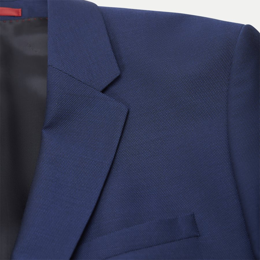 5597 ASTIAN/HETS - Astian/Hets Habit - Habitter - Ekstra slim fit - DARK BLUE - 5